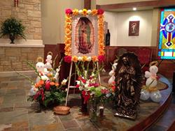Click to view album: Our Lady of Guadalupe